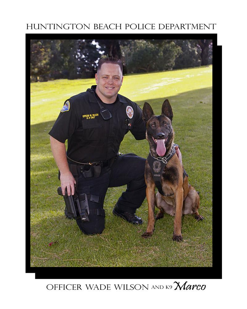 City Of Huntington Beach Police Department
