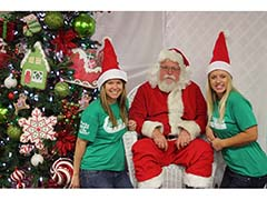 9th Annual Breakfast with Santa - December 12, 2020  Photo - Click to Enlarge