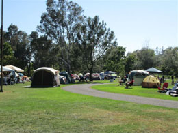 Overnight Family Camp Out - July 15 & 16, 2017  Photo - Click to Enlarge