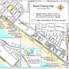 Map of Beach Parking