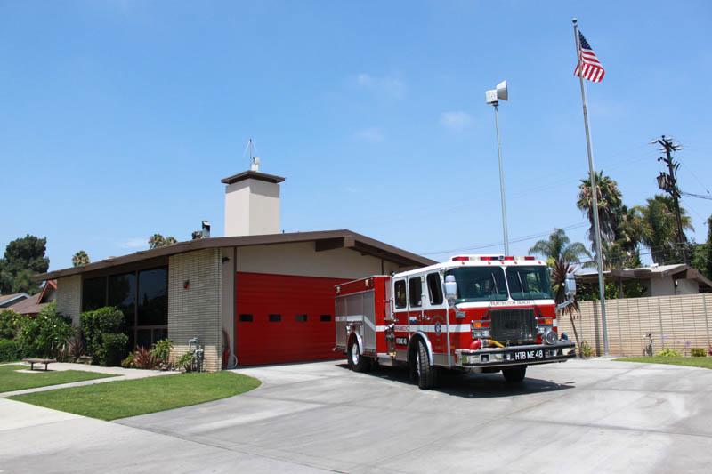 City Of Huntington Beach Ca Fire Stations Heil Fire