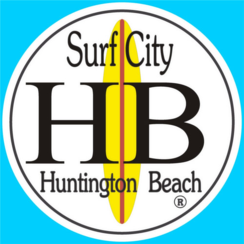 Image result for huntington beach logo