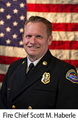 HB Fire Department Chief
