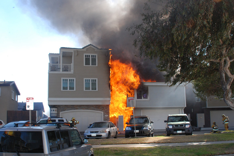 City Of Huntington Beach Ca Fire Photo Gallery
