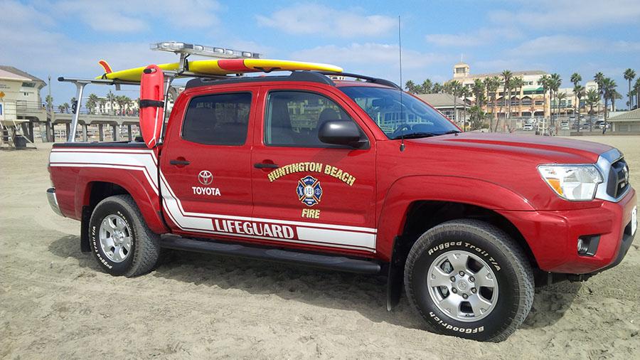 City of Huntington Beach, CA - Marine Safety