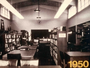 Main St Branch in 1950