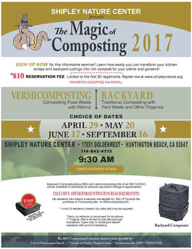 shipley composting class