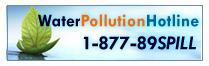O.C. 24 Hr Water Pollution Problem Hotline