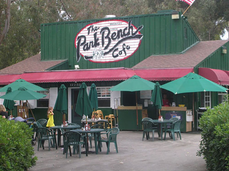 Dog Park Cafe Huntington Beach Ca