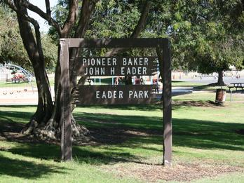 Eader Park  Photo - Click to Enlarge