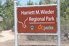 Orange County Regional Park - Harriett M. Wieder  Photo - Click to Enlarge