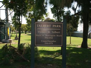 Talbert Park  Photo - Click to Enlarge