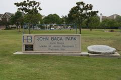 Baca Park  Photo - Click to Enlarge