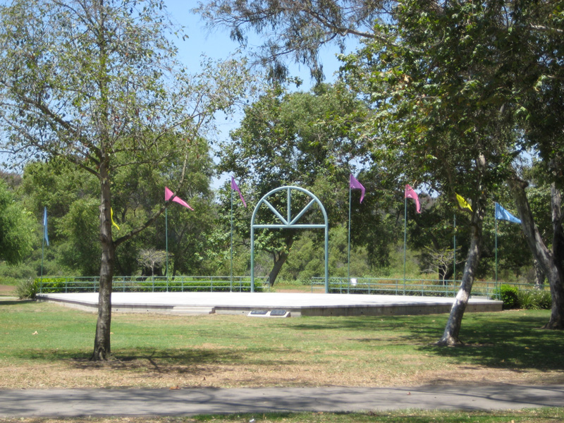 Photo Of Central Park Bandstand